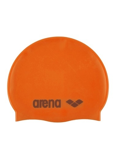 Arena 91662 Classic Silikon Yüzücü Bone Turuncu Oranj